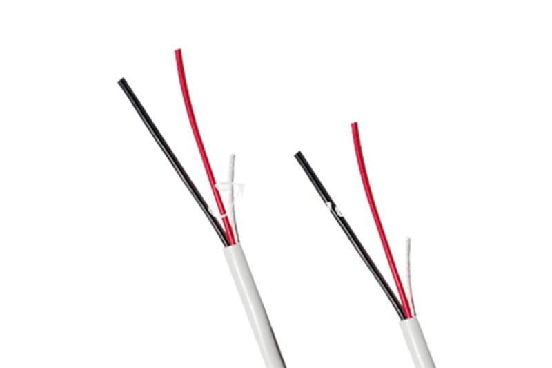 Alarm cable 2*0.22 unshield