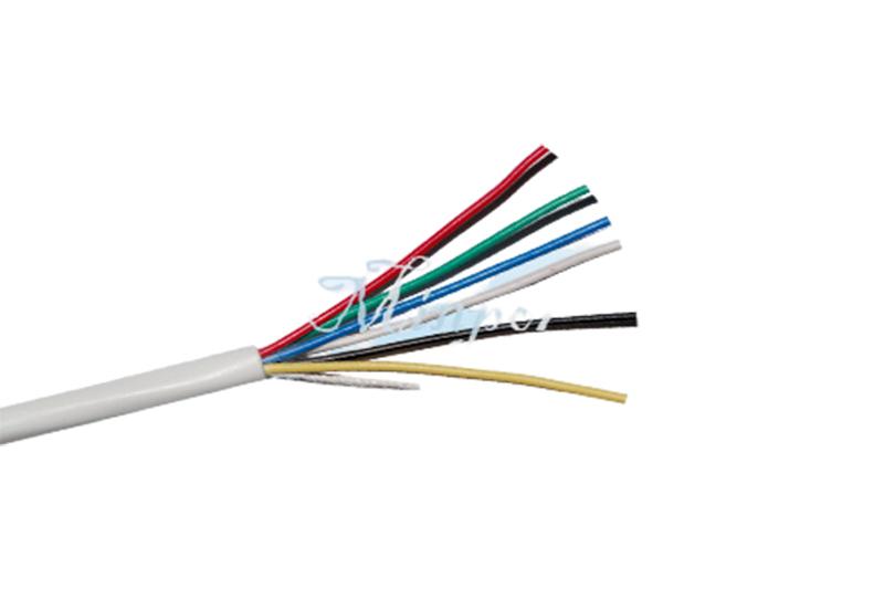 Alarm cable 6*0.22 unshield