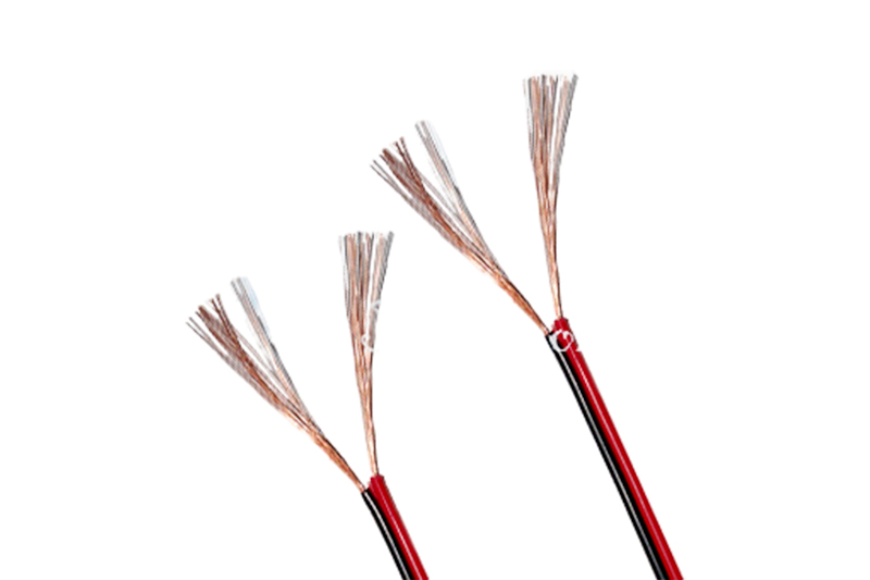 Speaker cables 2*18*0.18