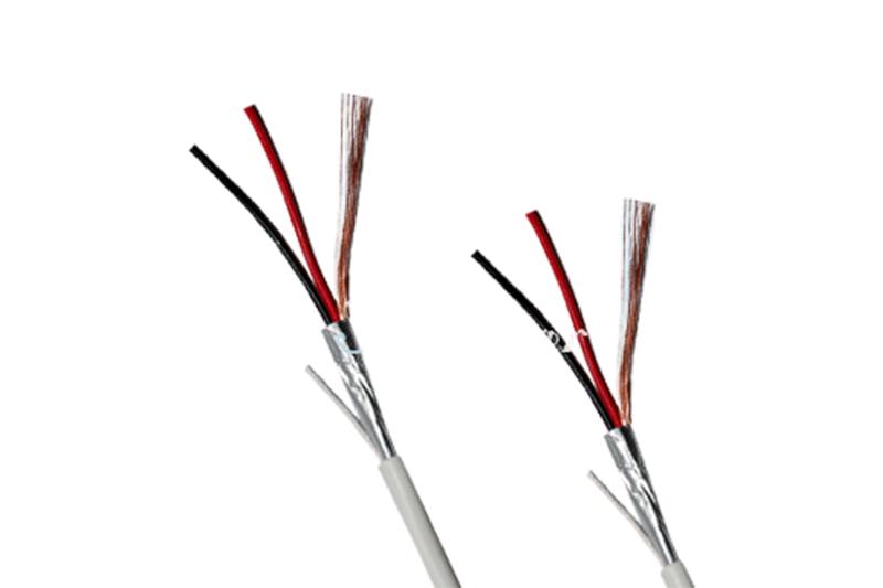 Alarm cable 2*0.22 shield