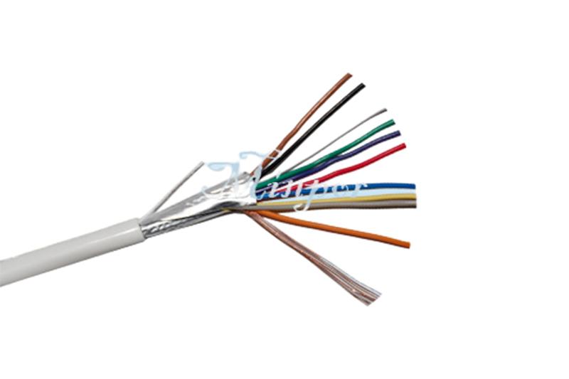 Alarm cable 10*0.22 shield